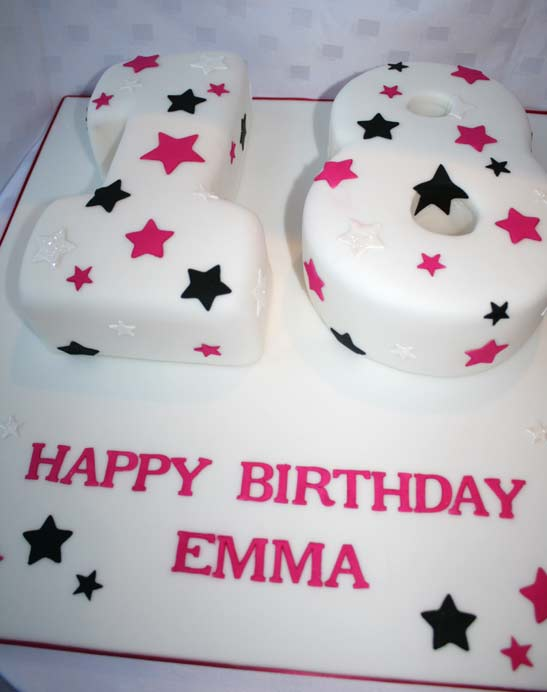 Emma Birthday Cake