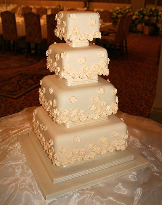 Wedding Cake Alexa