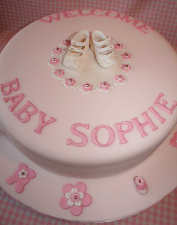 Baby Sophie Cake