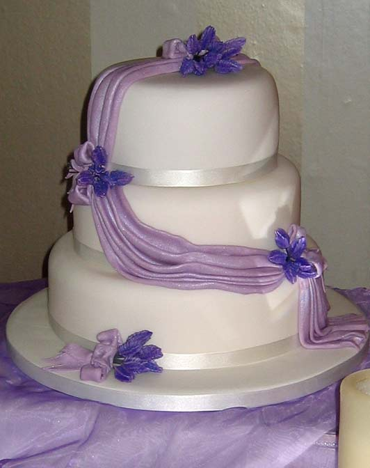 Wedding Cake Sheila
