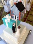 Bespoke Novelty Wedding Cakes