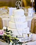 WeddingCakeBespokeDiamond