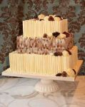 WeddingCakeChocolateRoses