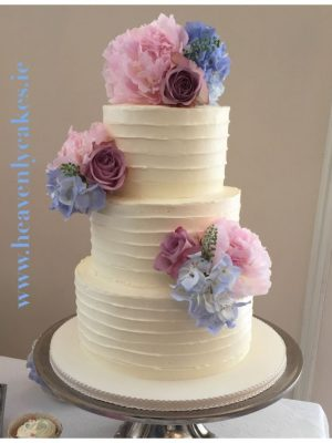 Bellingham Castle Wedding Cakes