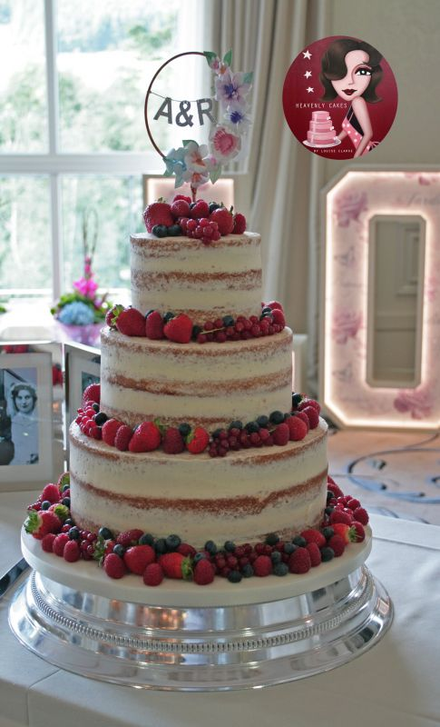 Four Seasons Hotel Wedding Cakes
